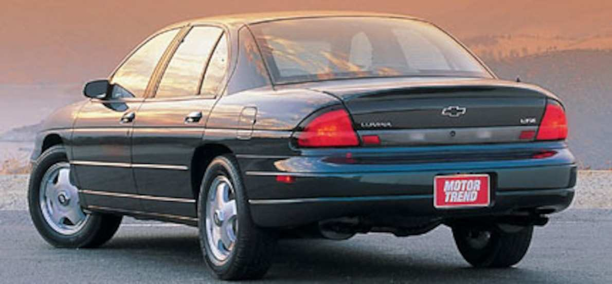 86 Gallery of Chevrolet Lumina 2020 Specs by Chevrolet Lumina 2020