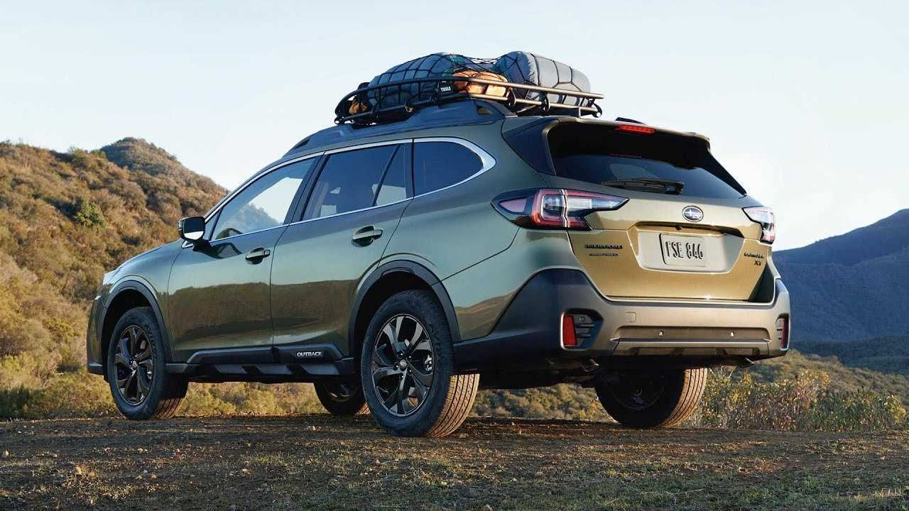 86 Gallery of Subaru Outback 2020 New Review for Subaru Outback 2020