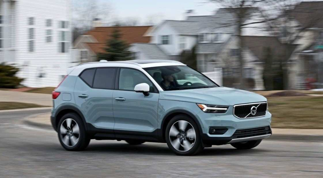 86 Great 2020 Volvo Xc40 Hybrid Release Date Release Date by 2020 Volvo Xc40 Hybrid Release Date