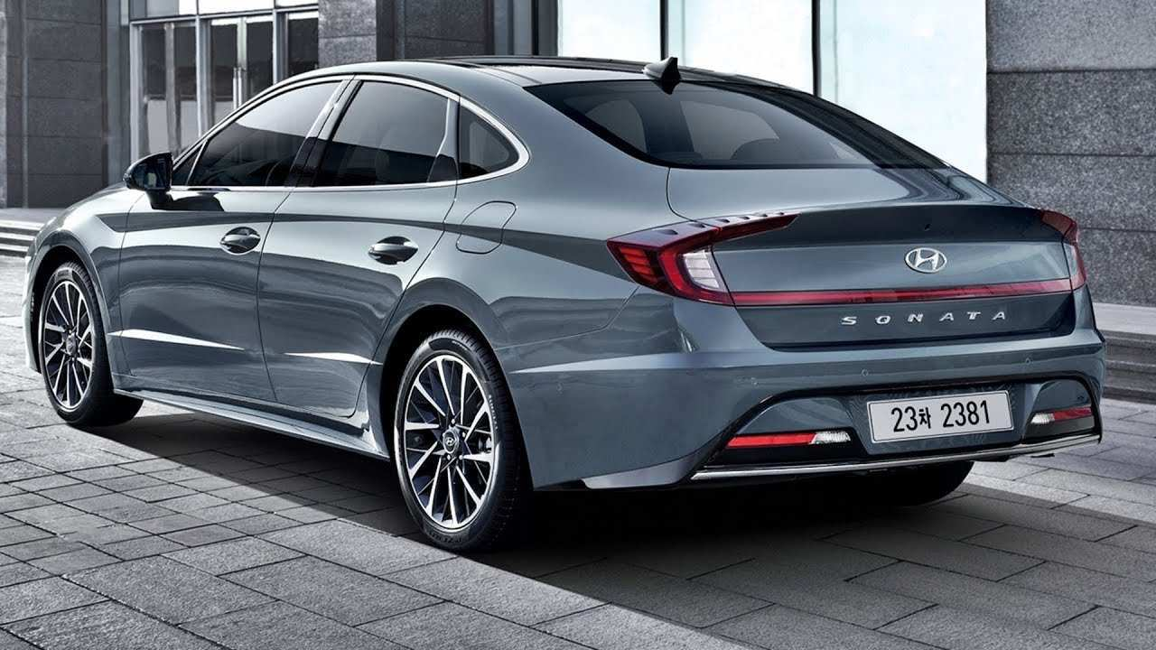 86 Great Pictures Of The 2020 Hyundai Sonata Overview with Pictures Of The 2020 Hyundai Sonata