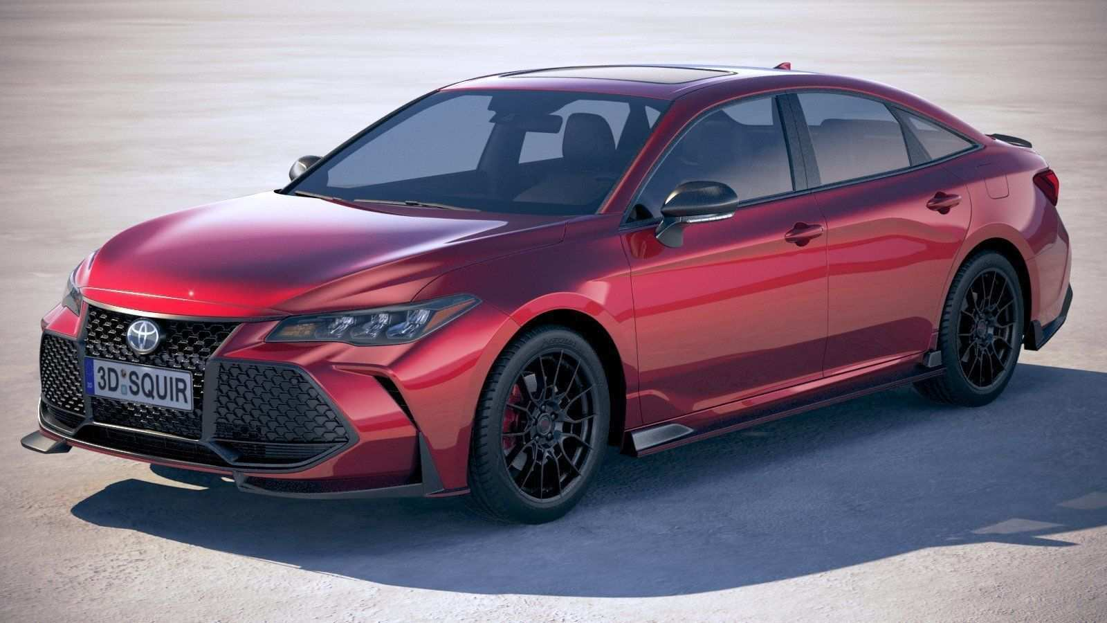86 Great Toyota Avalon 2020 Redesign for Toyota Avalon 2020