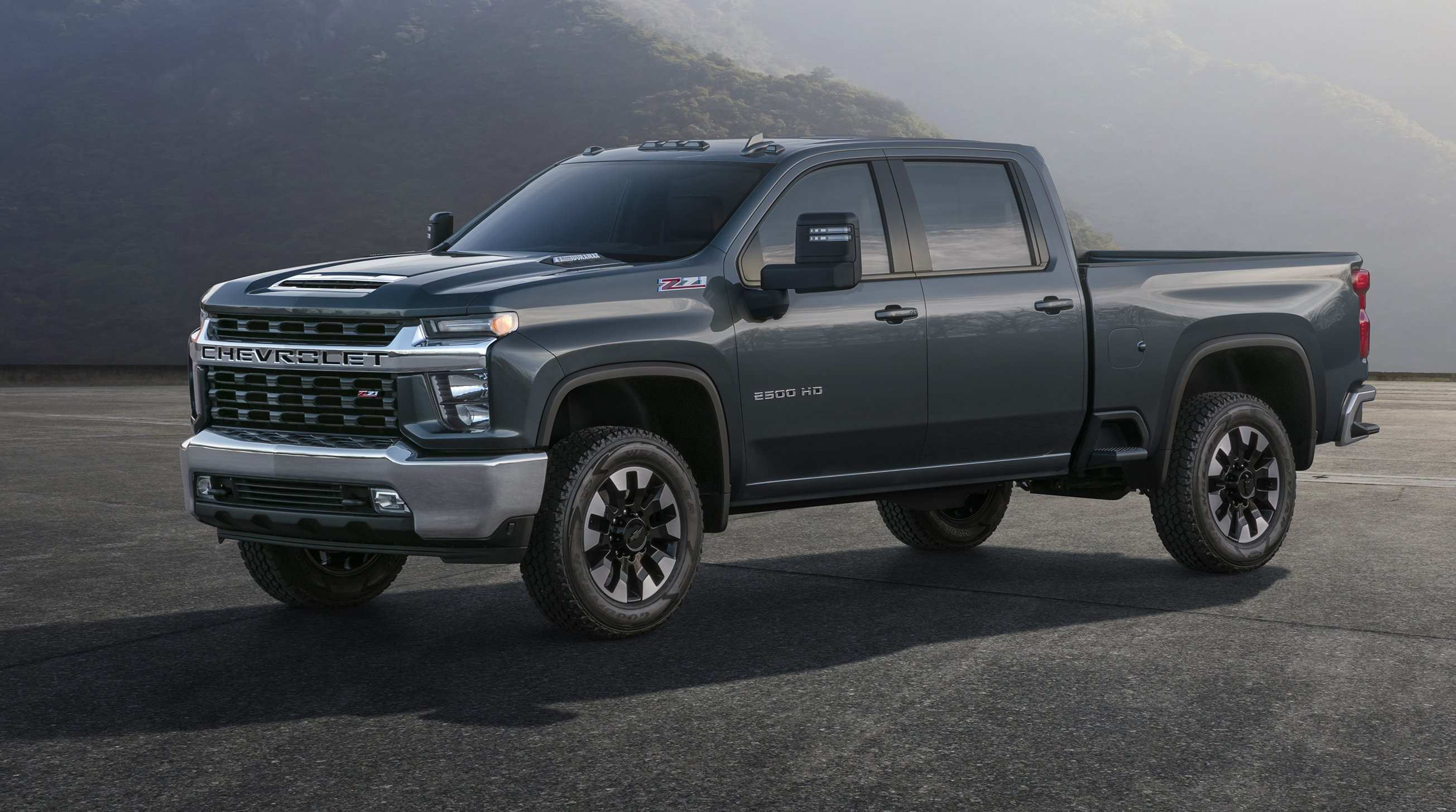 86 New 2020 Chevrolet Silverado 1500 Ld New Concept with 2020 Chevrolet Silverado 1500 Ld