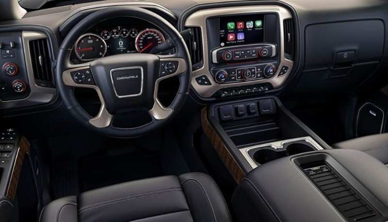 86 New 2020 Gmc Sierra Interior Specs and Review by 2020 Gmc Sierra Interior