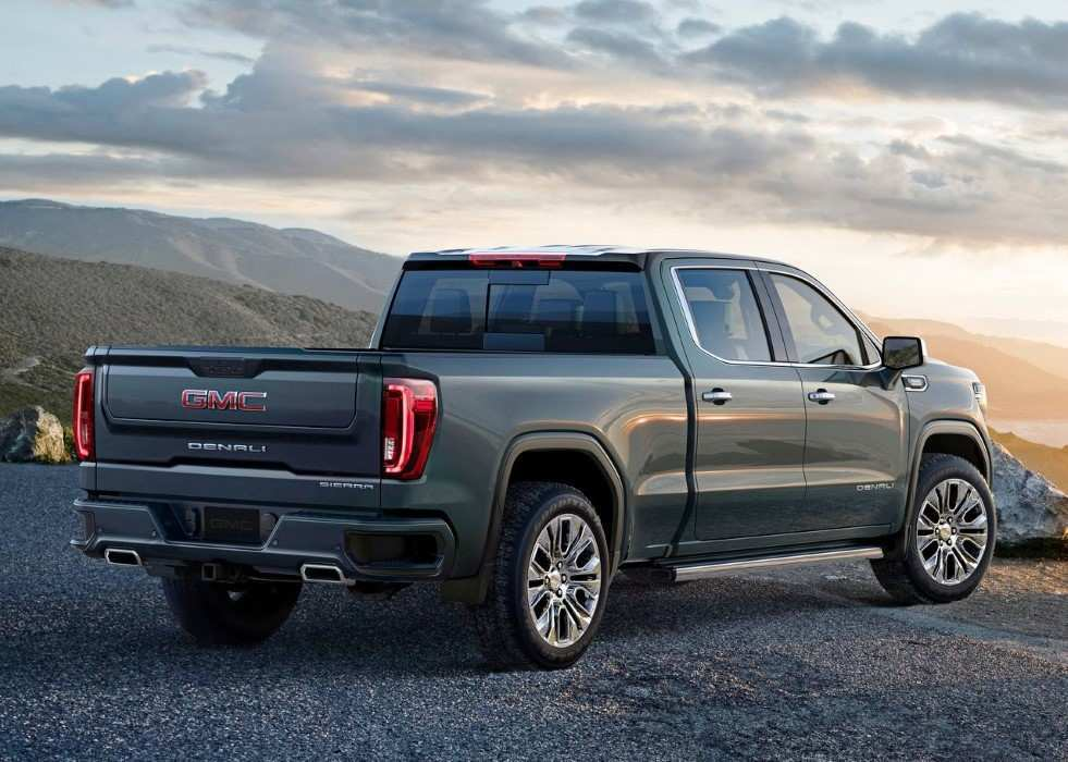 86 New Gmc Sierra 2020 Price Ratings for Gmc Sierra 2020 Price