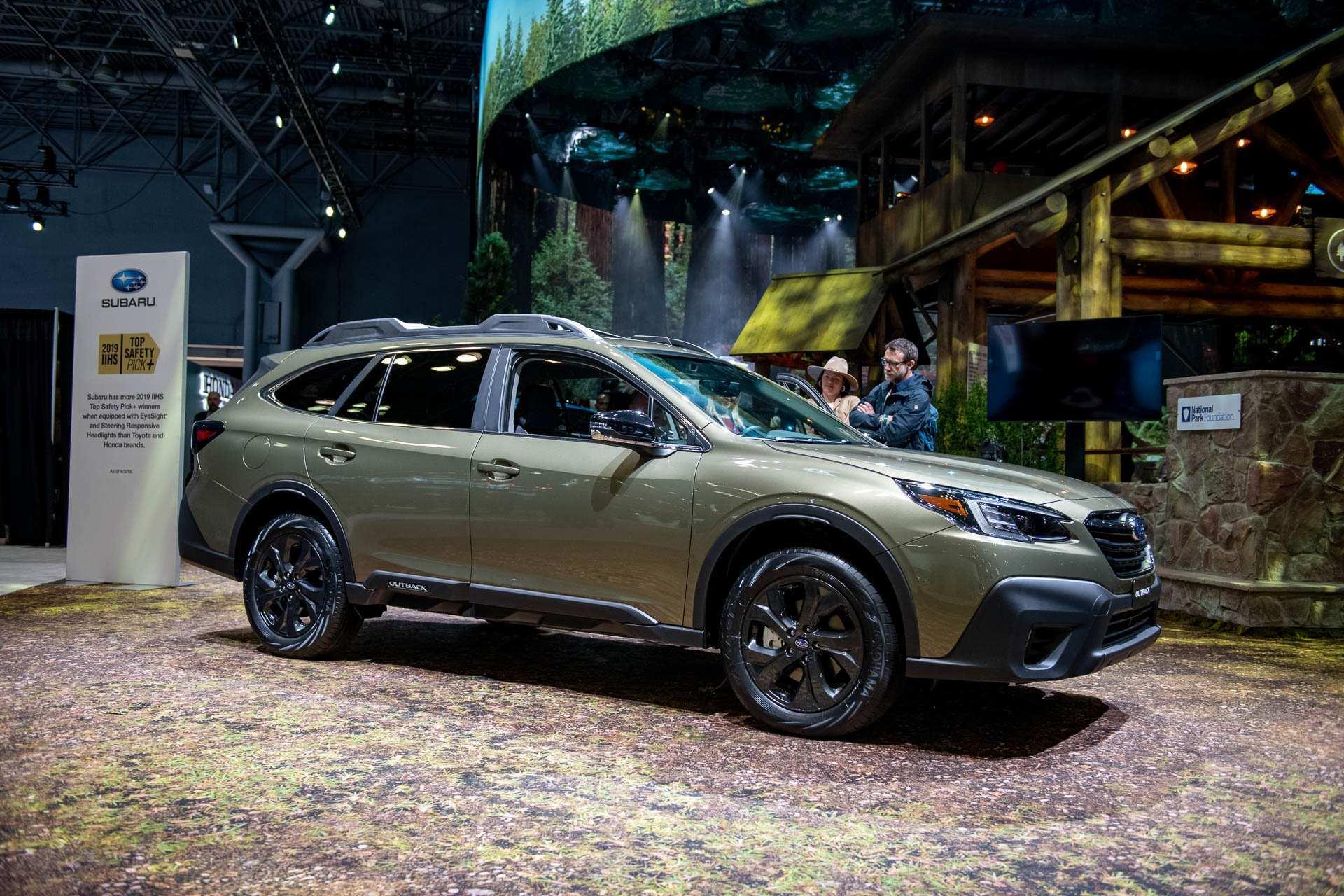 86 New Subaru Outback 2020 Release Date for Subaru Outback 2020