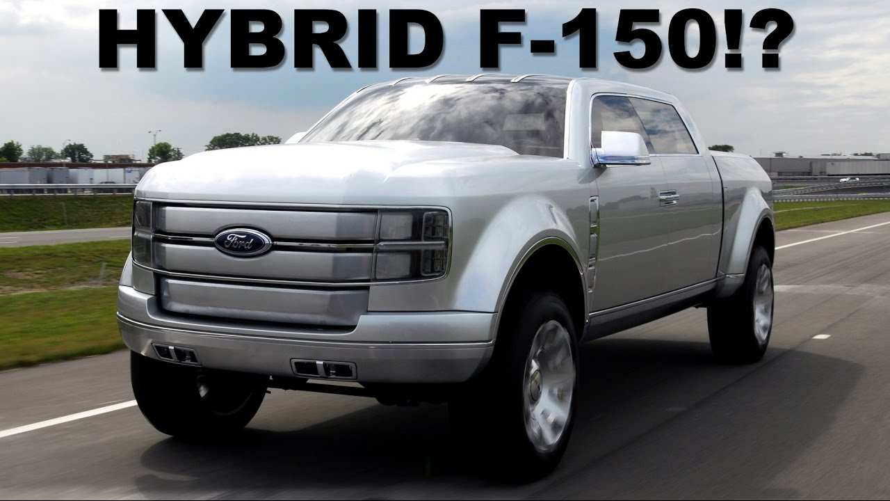 86 The 2020 Ford F150 Concept Interior for 2020 Ford F150 Concept