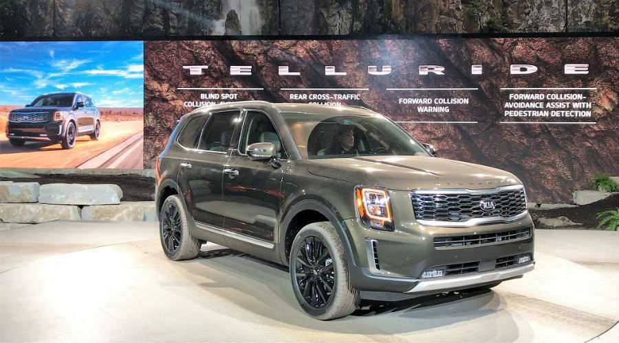 86 The 2020 Kia Telluride Brochure Ratings by 2020 Kia Telluride Brochure