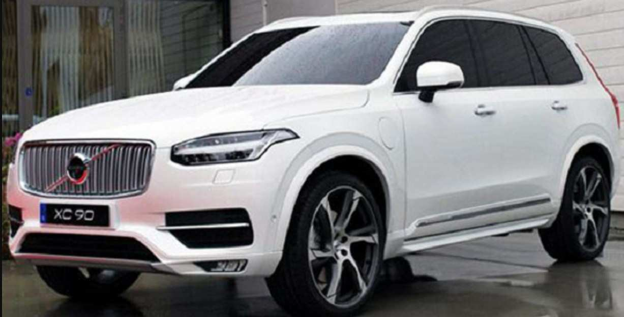 86 The Volvo Xc90 2020 Changes Performance and New Engine by Volvo Xc90 2020 Changes
