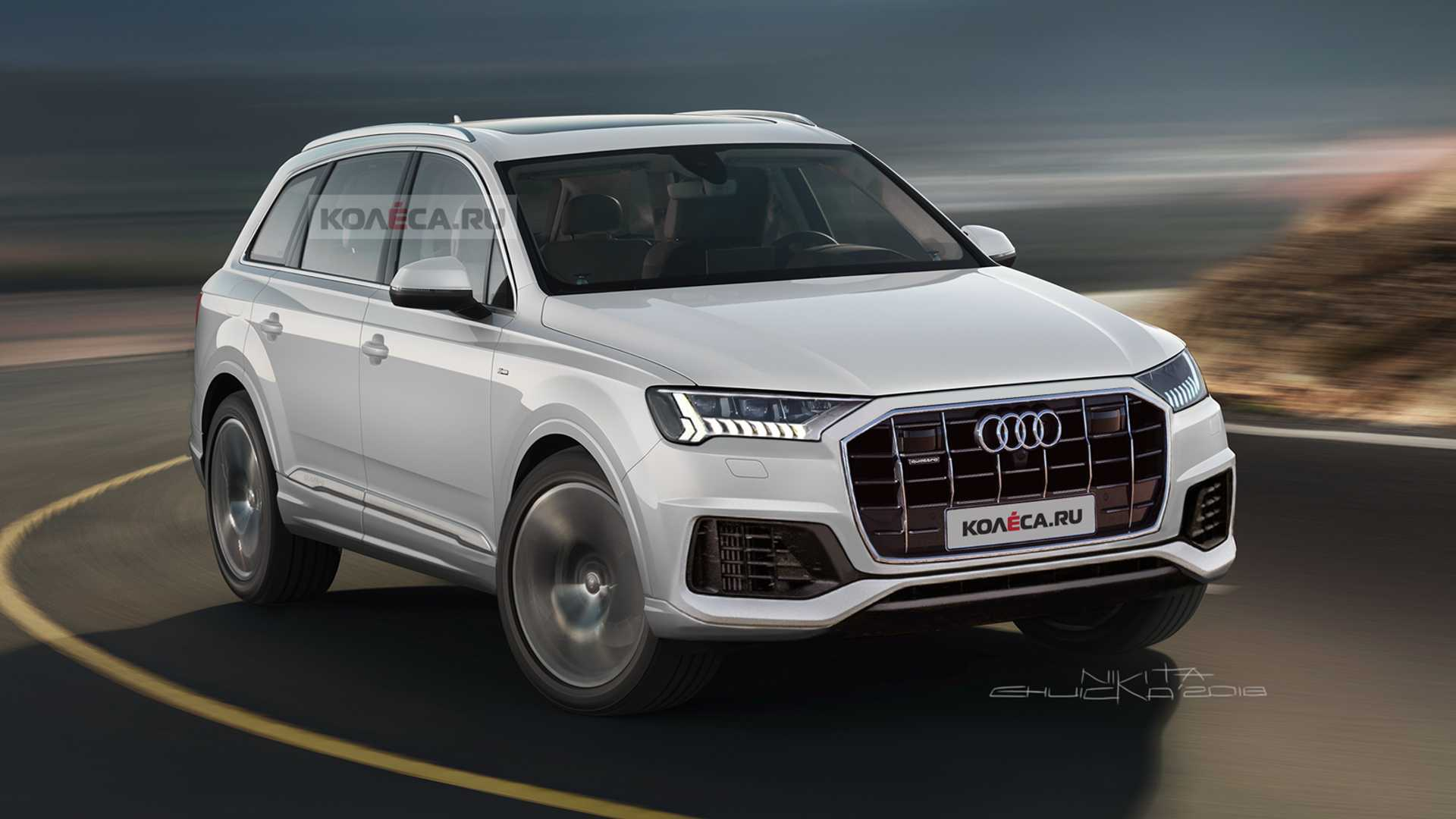 86 The When Does 2020 Audi Q7 Come Out New Review for When Does 2020 Audi Q7 Come Out