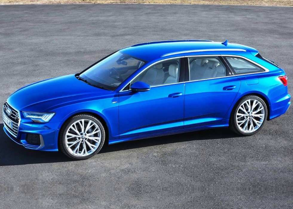 87 All New 2020 Audi A6 Wagon Release by 2020 Audi A6 Wagon