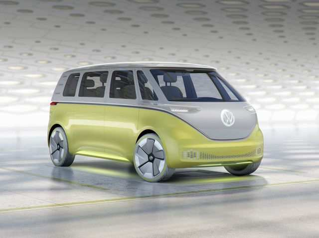 87 All New 2020 Electric Volkswagen Bus Concept by 2020 Electric Volkswagen Bus