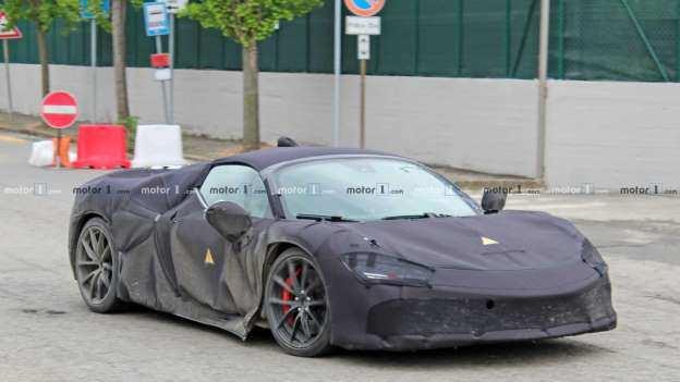 87 All New Ferrari W 2020 First Drive by Ferrari W 2020