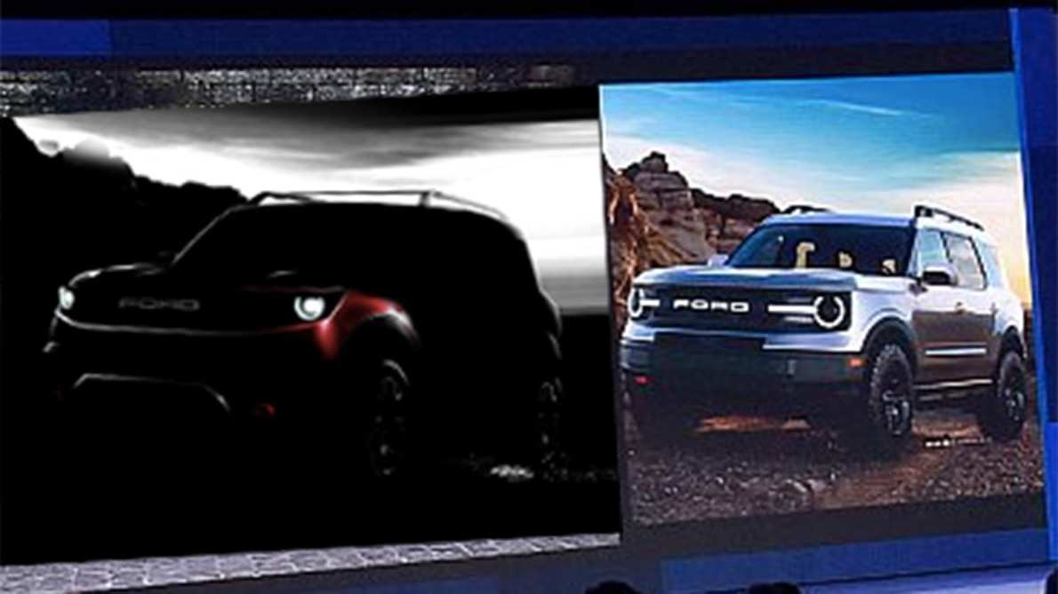 87 All New Ford Baby Bronco 2020 New Concept by Ford Baby Bronco 2020