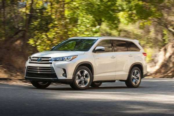 87 All New Toyota Kluger 2020 Picture for Toyota Kluger 2020