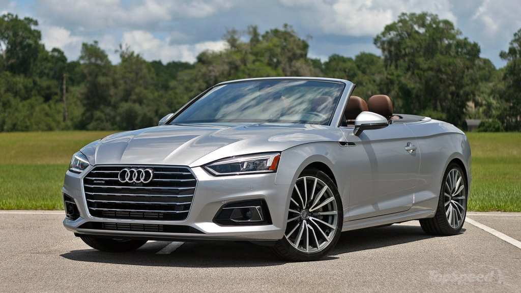87 Best Review Audi Cabriolet 2020 Exterior by Audi Cabriolet 2020