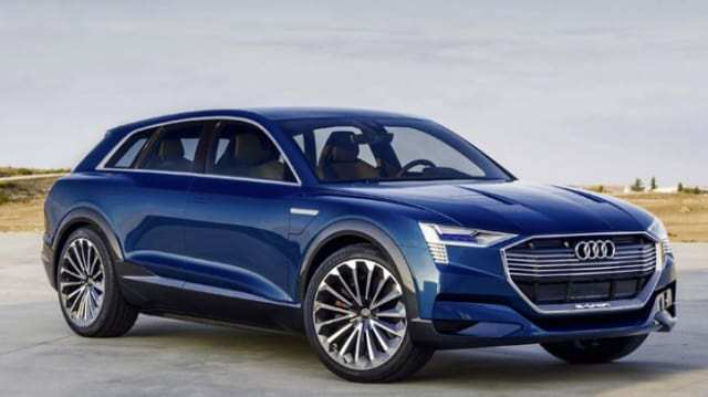 87 Best Review Audi New Electric Car 2020 Reviews for Audi New Electric Car 2020