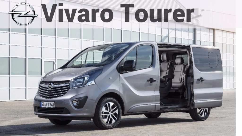 87 Best Review Nuovo Opel Vivaro 2020 Ratings by Nuovo Opel Vivaro 2020