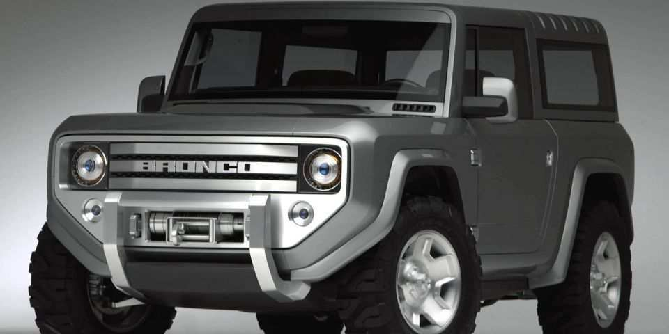 87 Best Review When Will 2020 Ford Bronco Be Available Rumors for When Will 2020 Ford Bronco Be Available