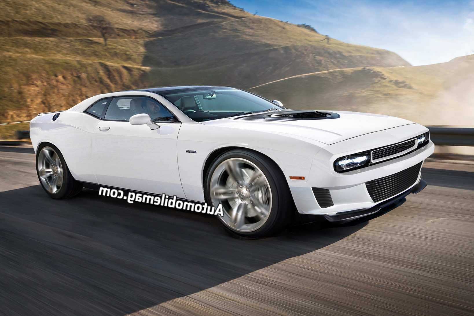 87 Concept of Dodge Challenger 2020 Engine by Dodge Challenger 2020