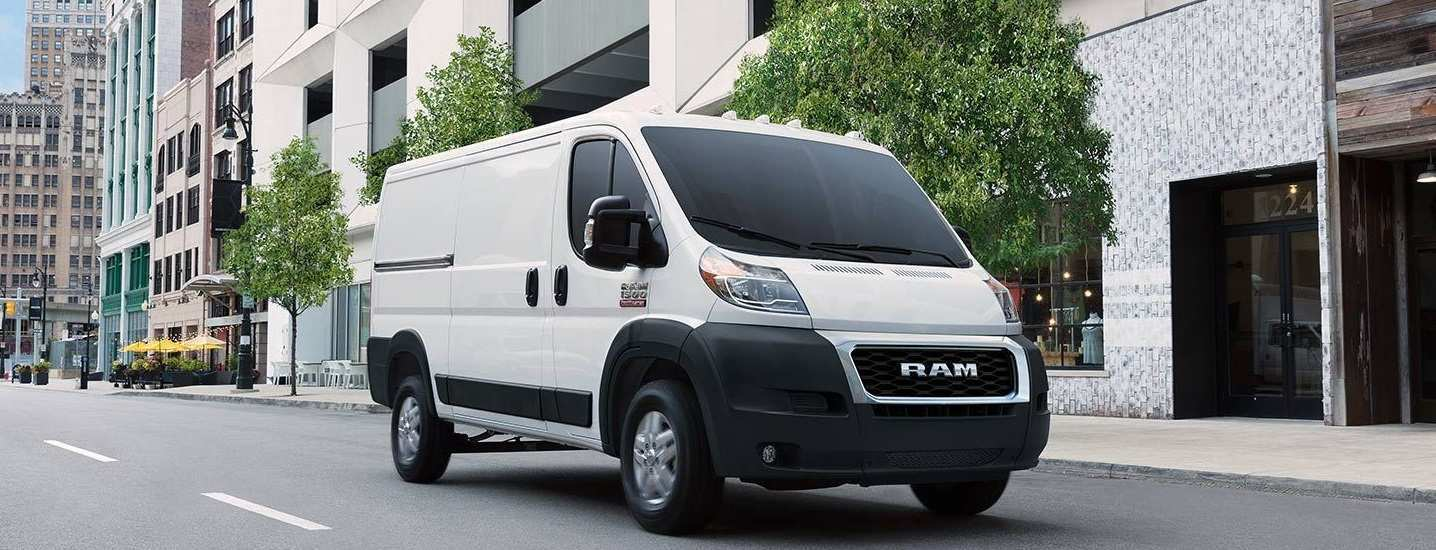 87 Concept of Dodge Promaster 2020 Wallpaper with Dodge Promaster 2020