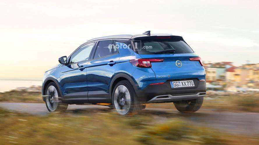 87 Concept of Nuova Opel Mokka X 2020 First Drive with Nuova Opel Mokka X 2020