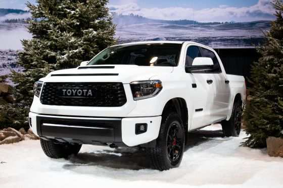 87 Concept of Toyota Tundra 2020 Diesel Wallpaper with Toyota Tundra 2020 Diesel