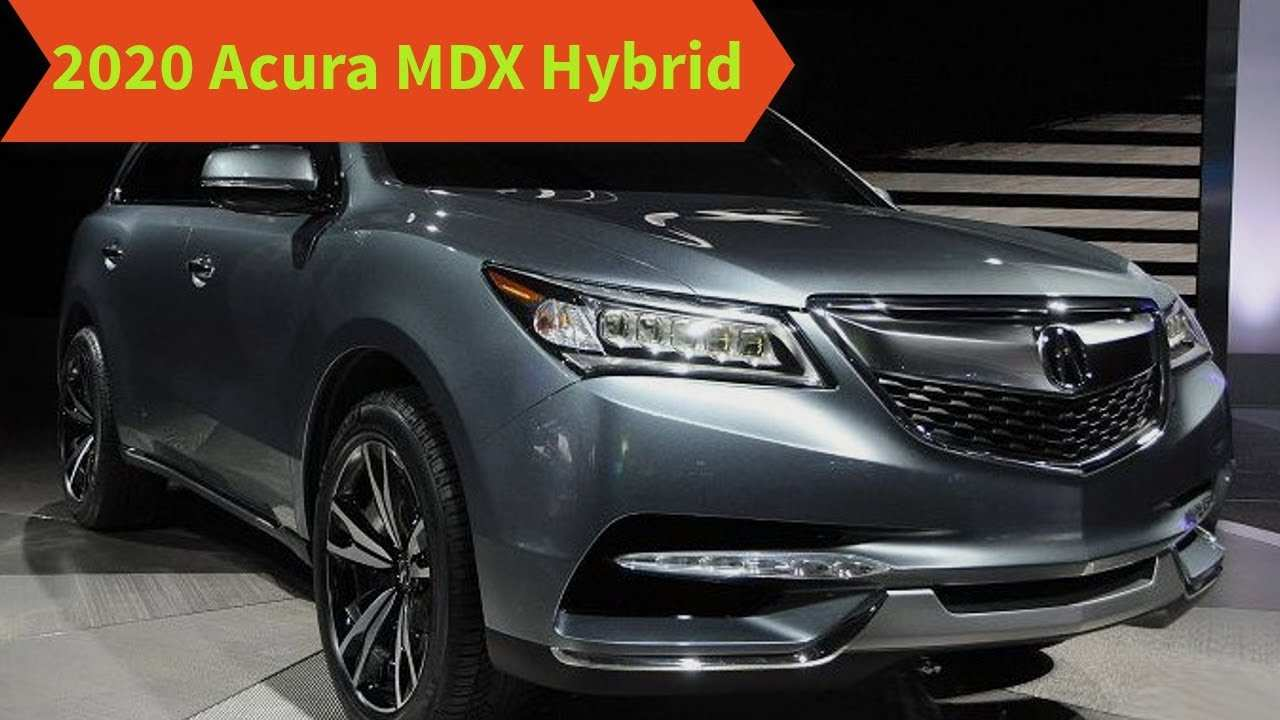 87 Gallery of 2020 Acura Mdx Plug In Hybrid Price by 2020 Acura Mdx Plug In Hybrid