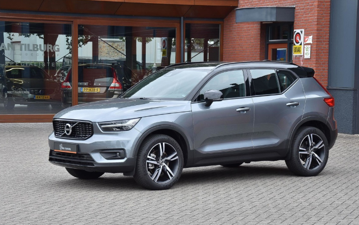 87 Gallery of 2020 Volvo Xc40 Hybrid Picture by 2020 Volvo Xc40 Hybrid
