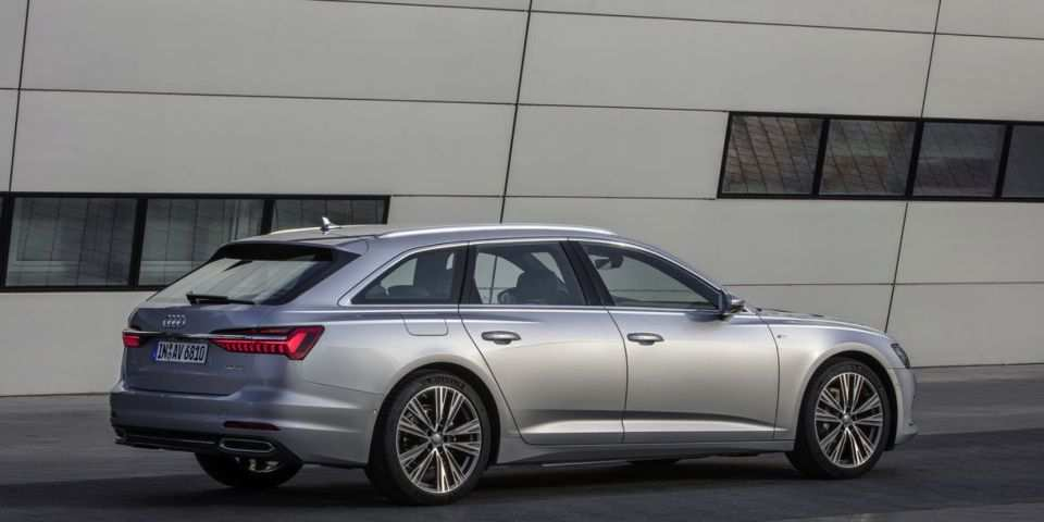 87 Great 2020 Audi A6 Wagon Prices by 2020 Audi A6 Wagon