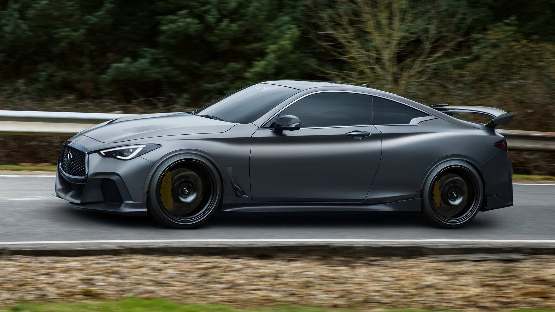 87 New 2020 Infiniti Q60 Project Black S New Review for 2020 Infiniti Q60 Project Black S