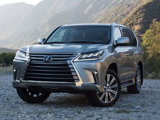 87 New 2020 Lexus Lx 570 Hybrid Wallpaper for 2020 Lexus Lx 570 Hybrid