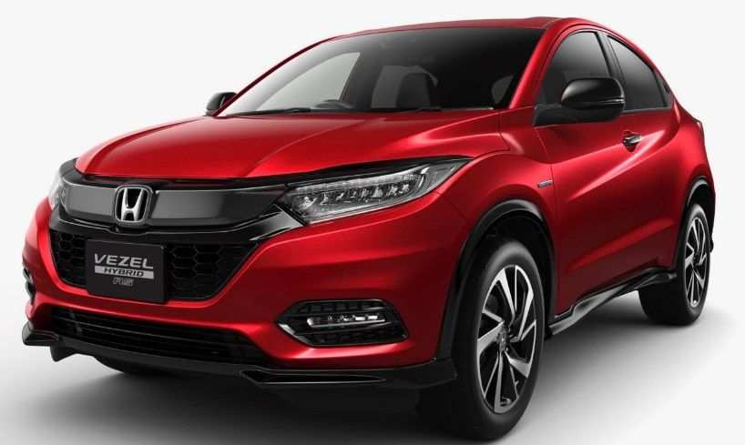87 New Honda Vezel Hybrid 2020 Exterior for Honda Vezel Hybrid 2020