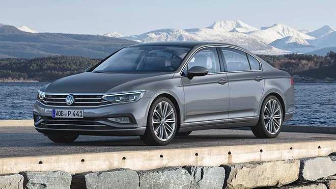 87 New Volkswagen Passat 2020 Interior Interior with Volkswagen Passat 2020 Interior