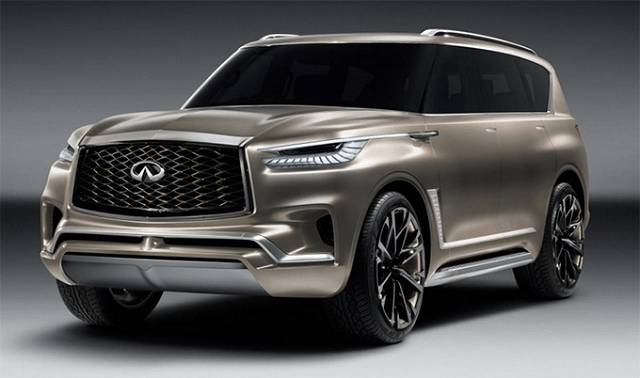 87 The 2020 Infiniti Qx80 Price Spesification by 2020 Infiniti Qx80 Price