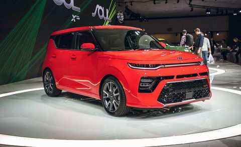 87 The 2020 Kia Soul Horsepower Spesification for 2020 Kia Soul Horsepower