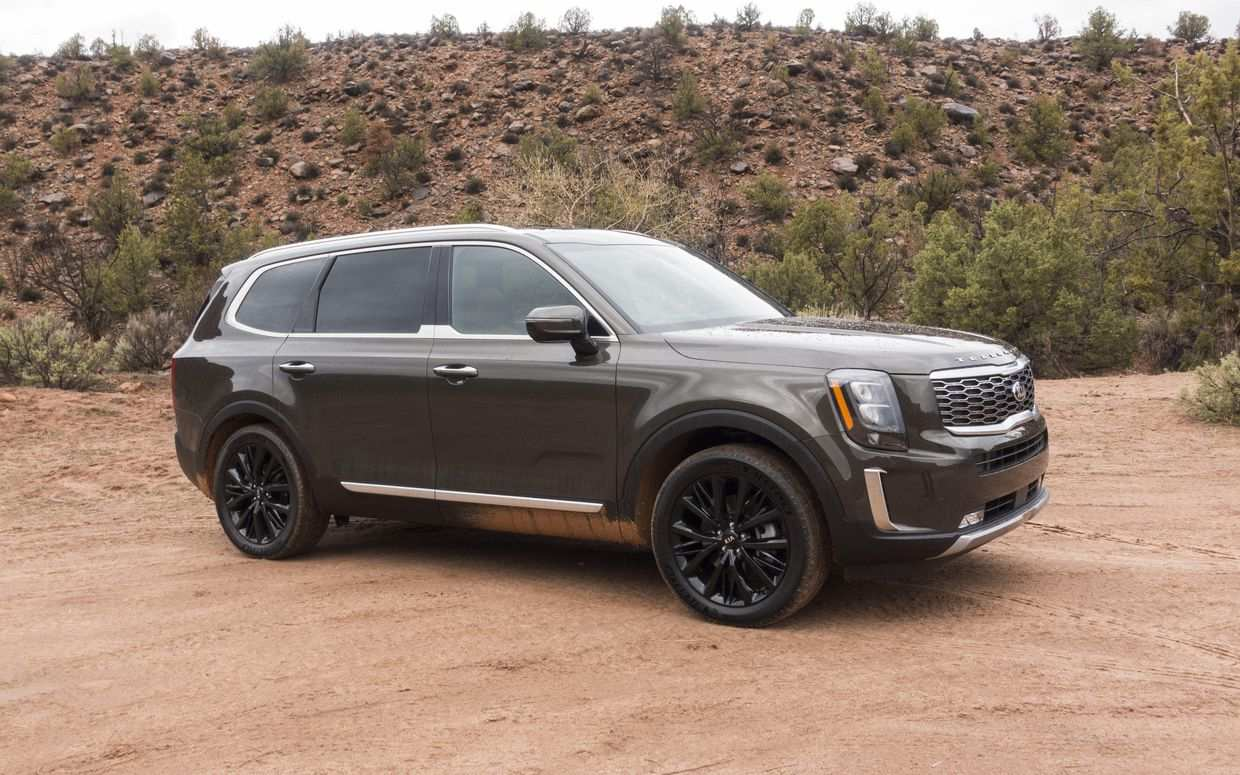 87 The 2020 Kia Telluride Video Reviews by 2020 Kia Telluride Video