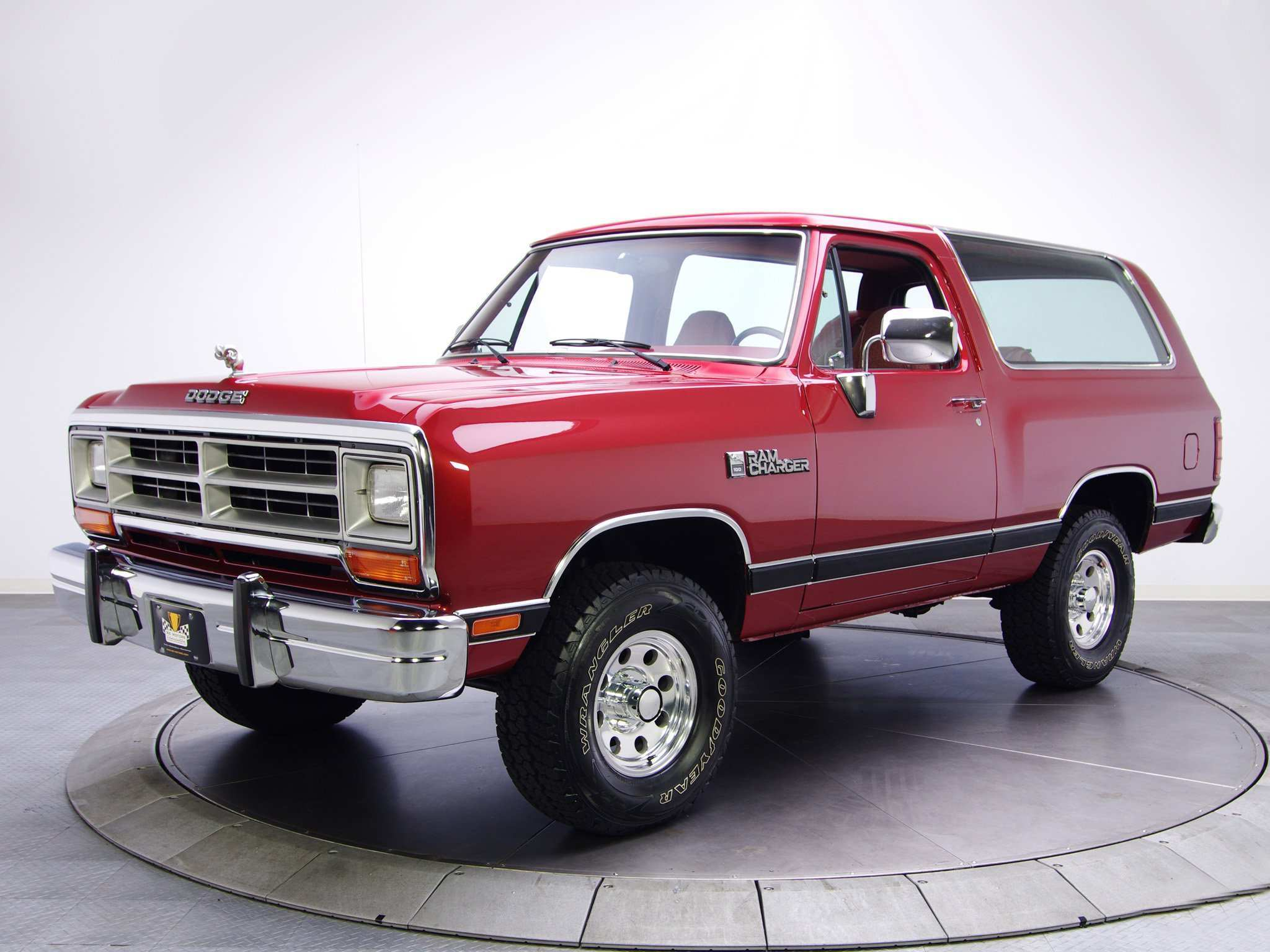 87 The Dodge Ramcharger 2020 Style by Dodge Ramcharger 2020
