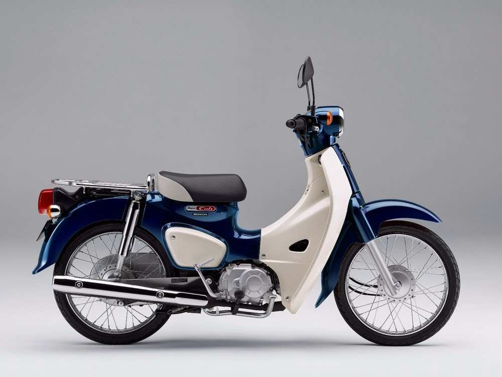 87 The Honda Super Cub 2020 Style by Honda Super Cub 2020