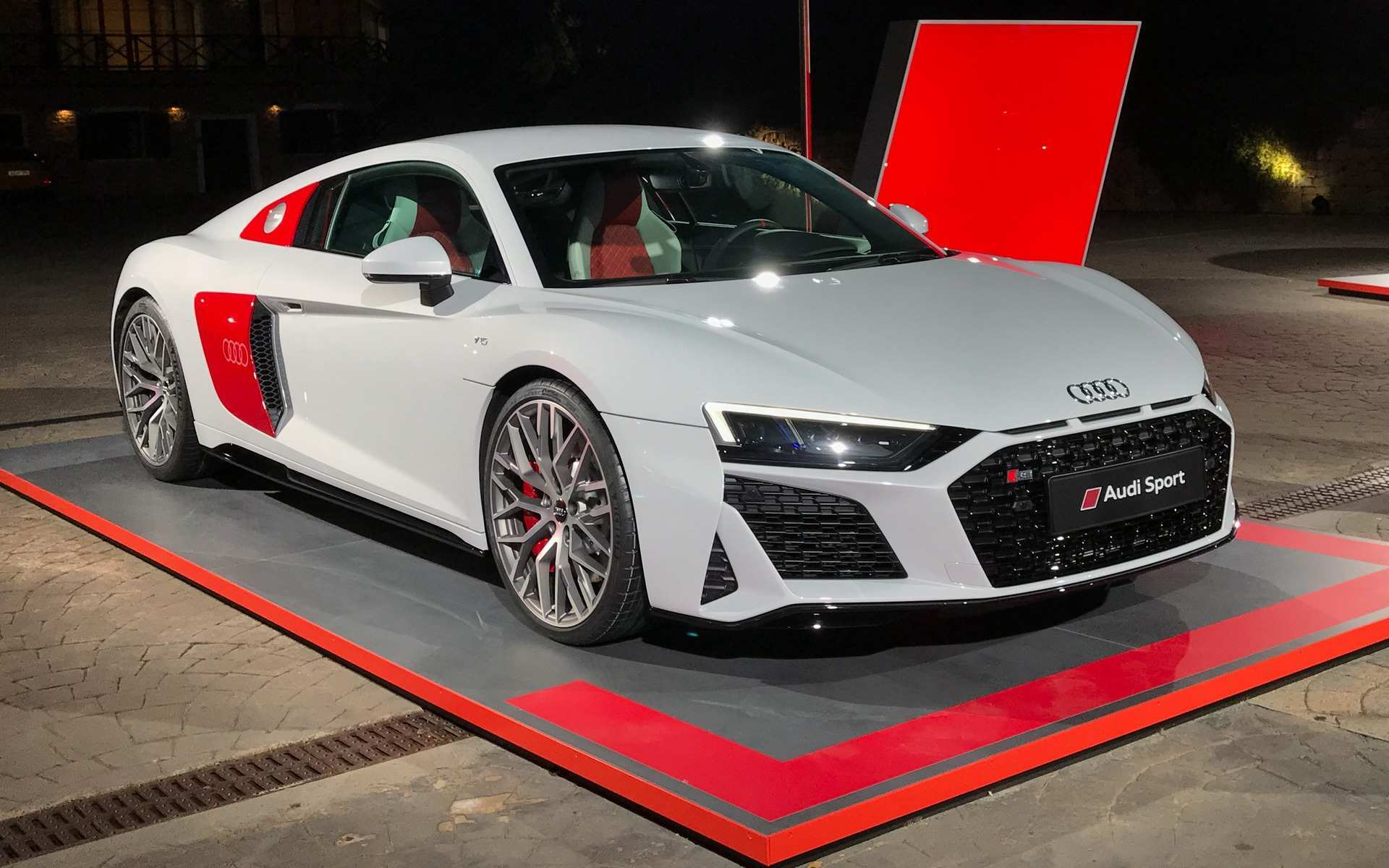 88 All New 2020 Audi R8 V10 Performance Concept with 2020 Audi R8 V10 Performance