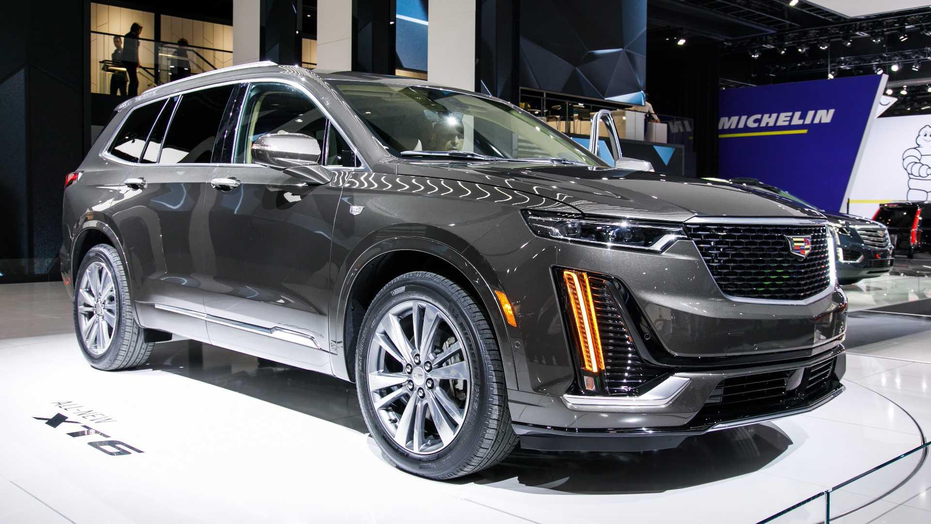 88 All New 2020 Cadillac Xt6 Length Images for 2020 Cadillac Xt6 Length