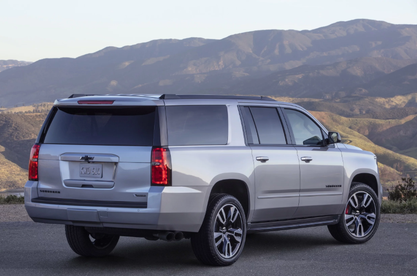 88 All New 2020 Chevrolet Suburban Diesel Wallpaper with 2020 Chevrolet Suburban Diesel