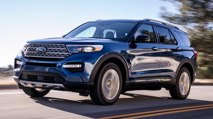 88 All New 2020 Ford Explorer Availability Wallpaper with 2020 Ford Explorer Availability
