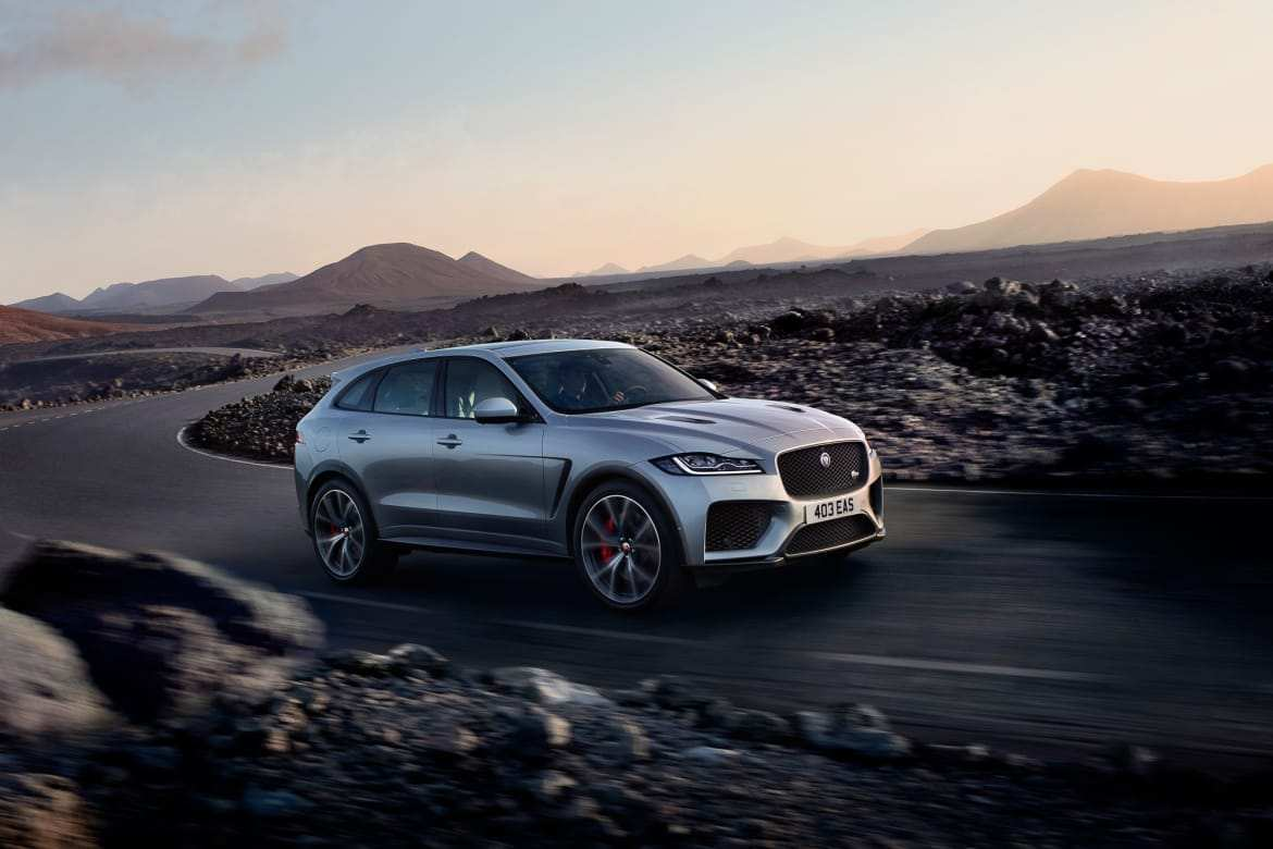 88 All New 2020 Jaguar F Pace Changes New Review by 2020 Jaguar F Pace Changes