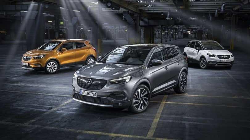 88 All New Opel Nuovi Modelli 2020 Engine with Opel Nuovi Modelli 2020