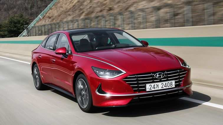 88 All New When Will The 2020 Hyundai Sonata Be Available Review by When Will The 2020 Hyundai Sonata Be Available