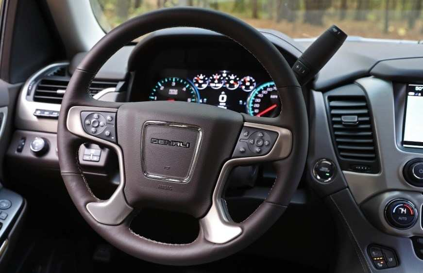 88 Best Review 2020 Gmc Yukon Denali Interior Review by 2020 Gmc Yukon Denali Interior
