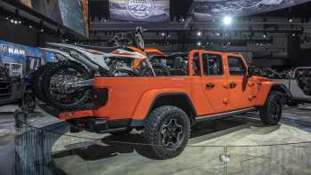 88 Concept of 2020 Jeep Gladiator Gas Mileage Wallpaper with 2020 Jeep Gladiator Gas Mileage