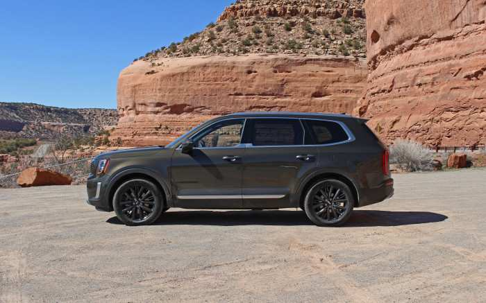 88 Concept of 2020 Kia Telluride Review Redesign and Concept for 2020 Kia Telluride Review