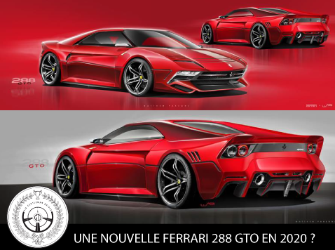 88 Concept of Ferrari 2020 Gto Release for Ferrari 2020 Gto
