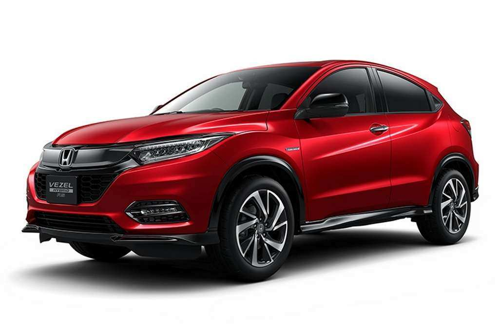 88 Concept of Honda New Suv 2020 Review with Honda New Suv 2020